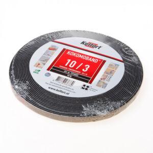 Compriband 10x15x3 – 10 mtr (voor kieren tot 10 mm)