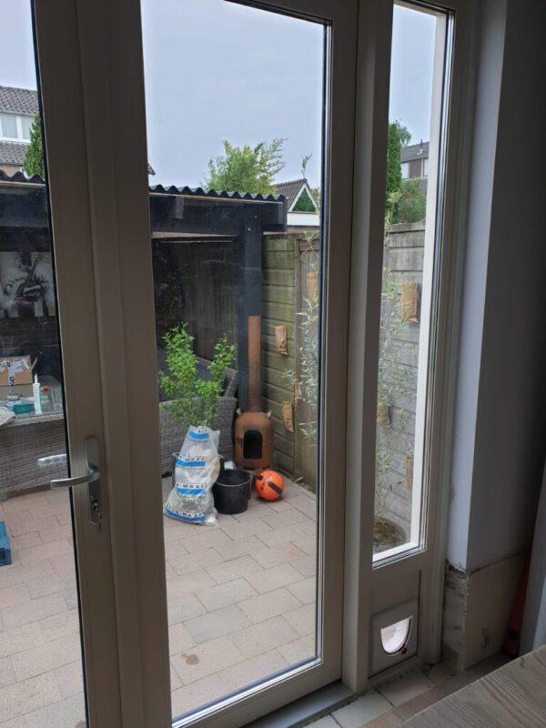 dubbele achterdeur met zijlichten 2
