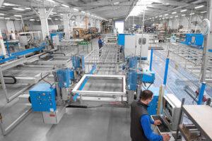 productieproces kunststof kozijnen