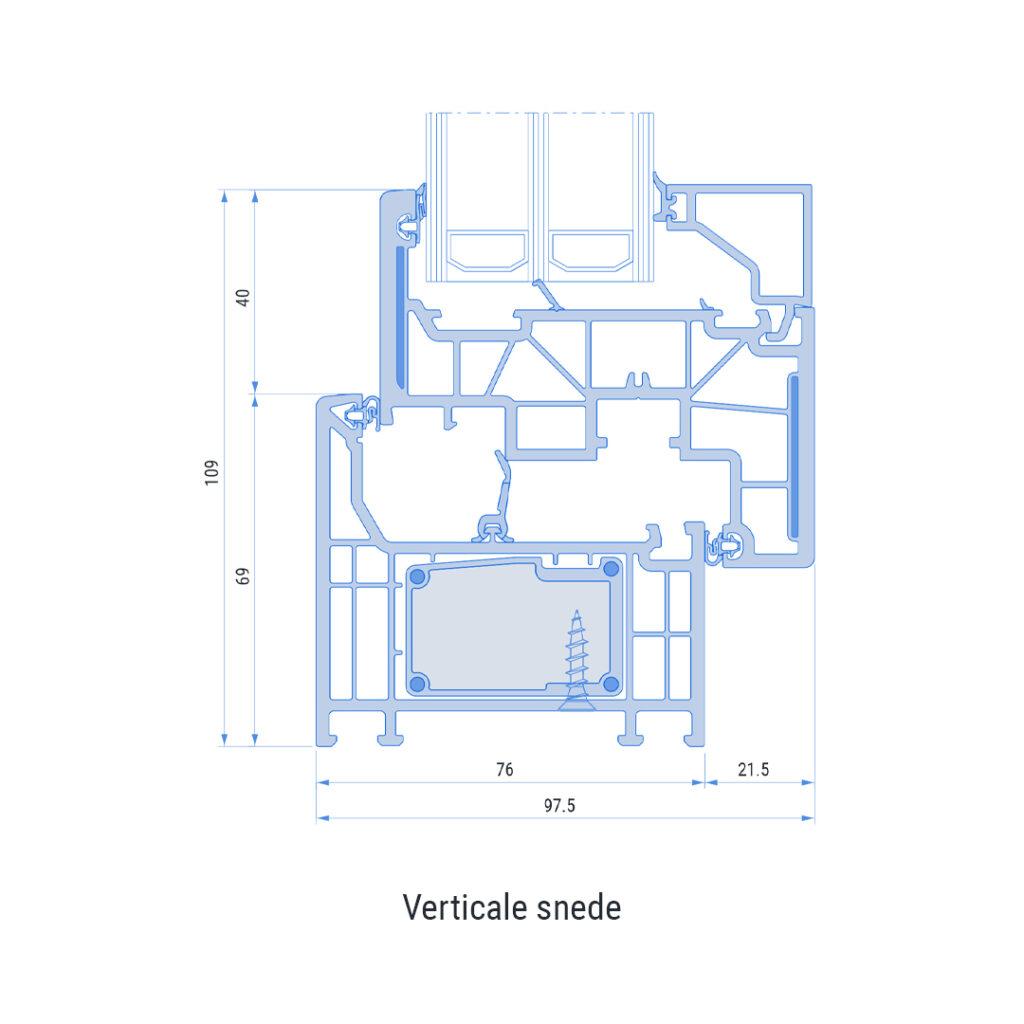 verticale-snede-profiel-elegant-infinity-76-detail